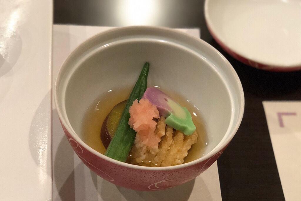草津温泉 奈良屋 夕食