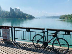 台湾の日月潭(サンムーンレイク)に行ってサイクリングをしてきた