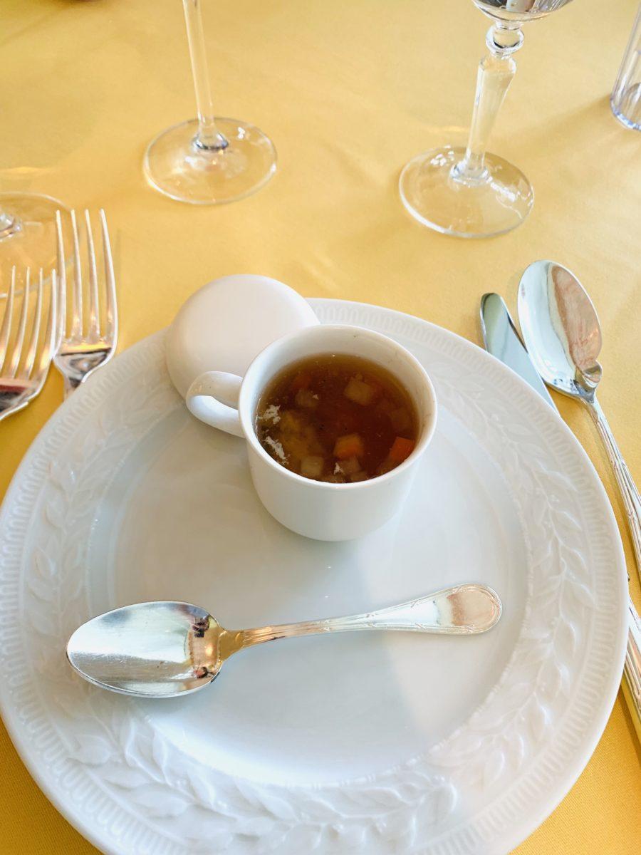 クイーンアリス スープ